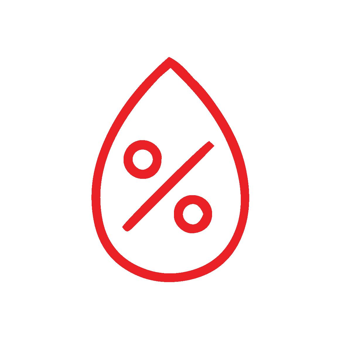 Geotechnical Investigation moisture icon